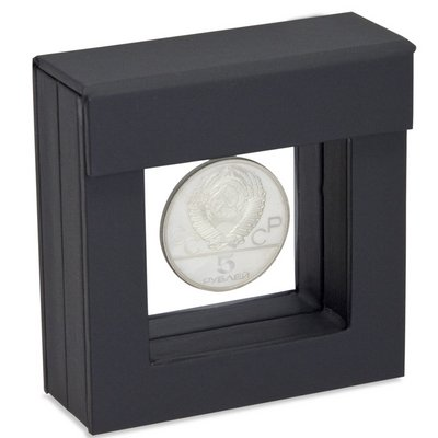 FRAME - the floating frame for the presentation of coins