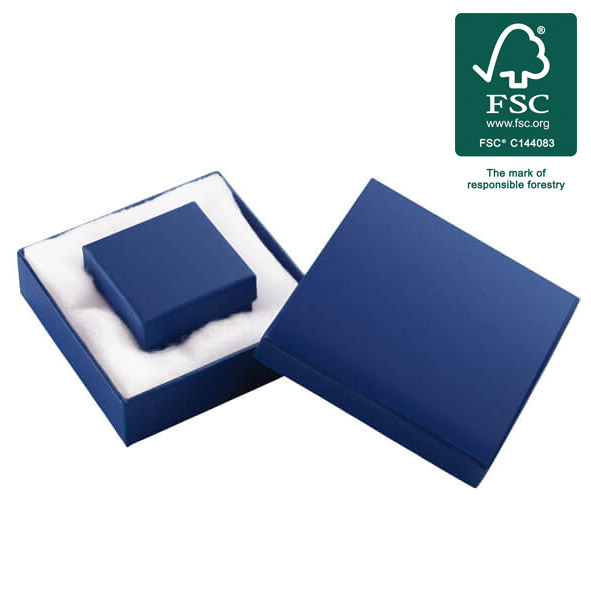 FSC® cardboard box 0120 Element from sustainable forestry