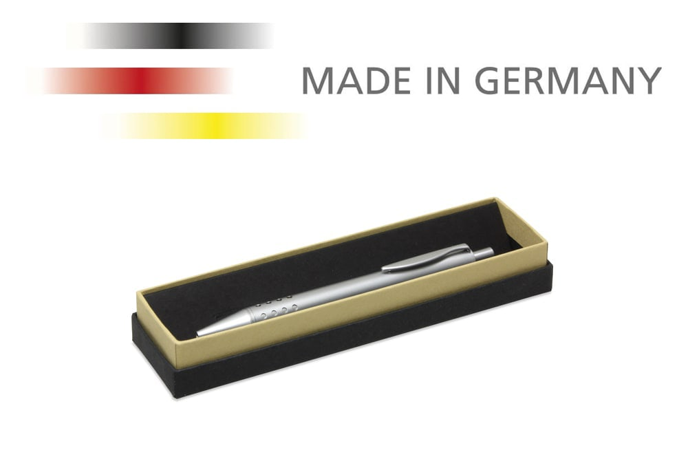 Made in Germany stands for short delivery routes for packaging manufacturers!