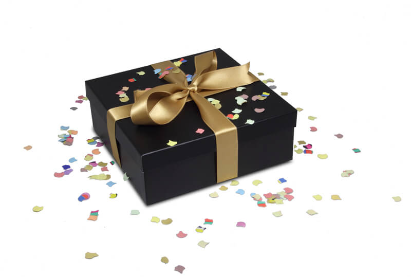 Gift boxes: individual gift packaging from LESER