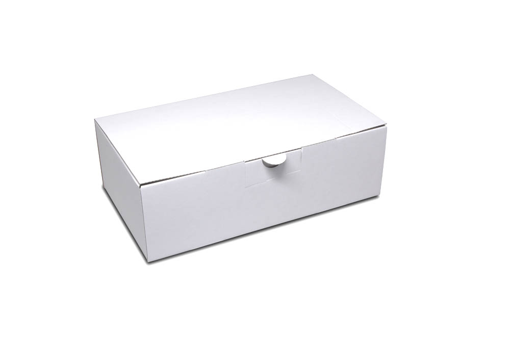 Corrugated cardboard mailer box: size 4: 276x153x86 mm - even in small quantities