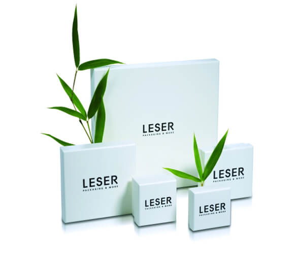 Bioplastic boxes of the series EARTH - Packaging made of bioplastic - LESER GmbH