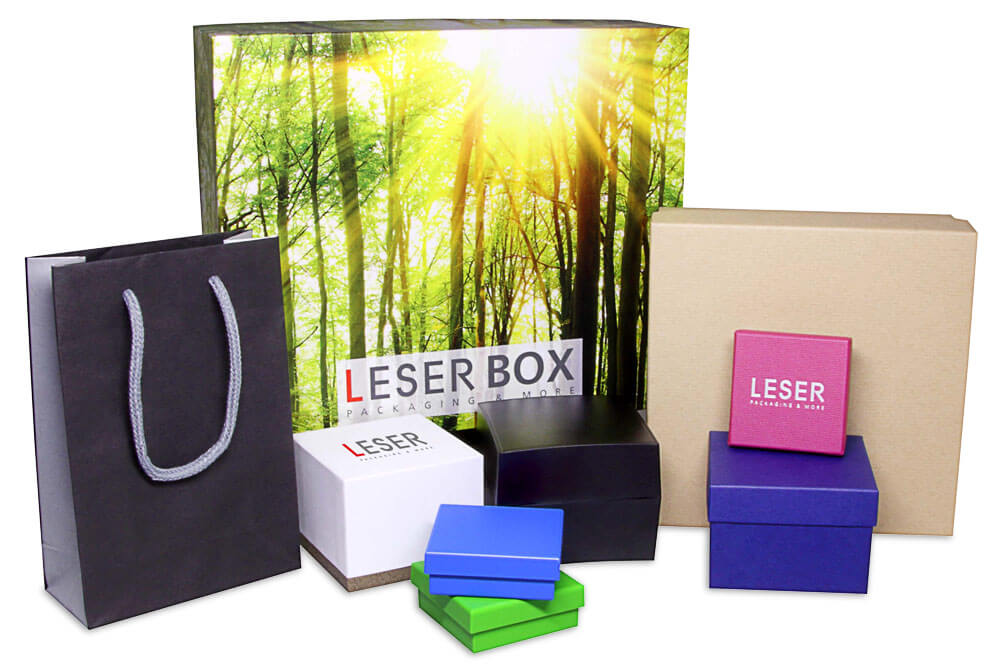 Sustainable packaging | Optimisation opportunities | LESER Packaging & More