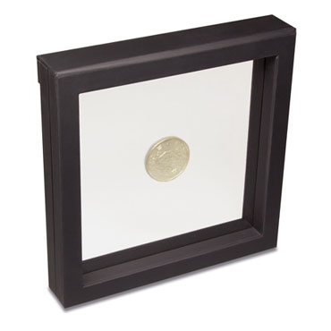 Sliding frame FRAME as coin case